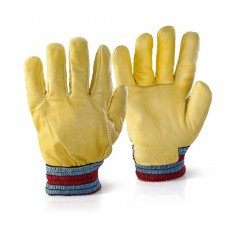 Leather Lined Driving Glove