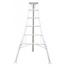 3 Leg Adjustable Tripod Ladder 2.4 (8ft)