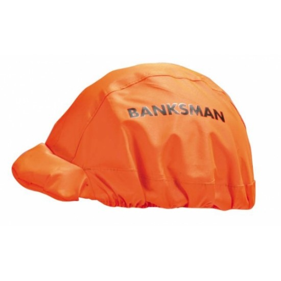 Banksman Helmet Cover