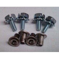 Buckingham Shank Screws