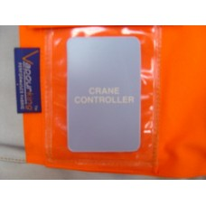 Crane Controller ID Card