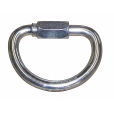 D Maillon rapide - Steel 10mm