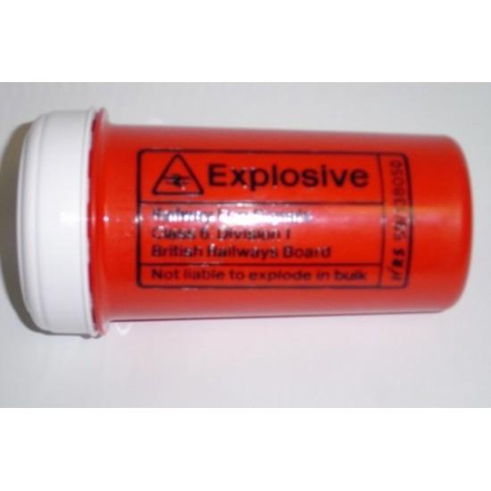 Detonator Plastic Container