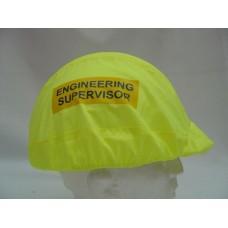 Engineering Supervisor Helmet Cover