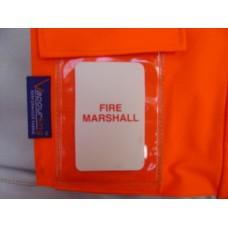 Fire Marshal ID Card