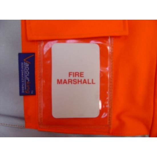 Fire Marshal ID Card