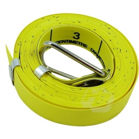 Forestry Imperial Girthing Tape - 3 metres