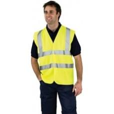 FR Hi Visibility Waistcoat