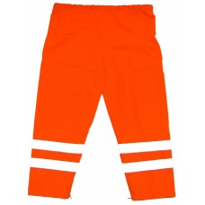 Hi Vis Orange Over Trousers