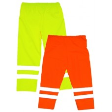 Hi Vis Yellow Flame Retardant Over Trousers