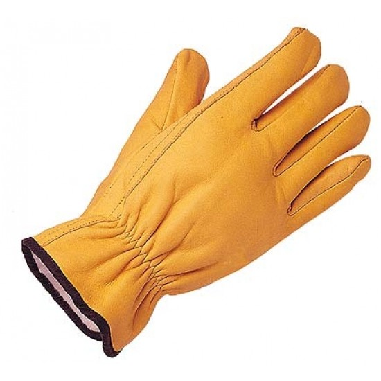 Leather Unlined Driving Glove