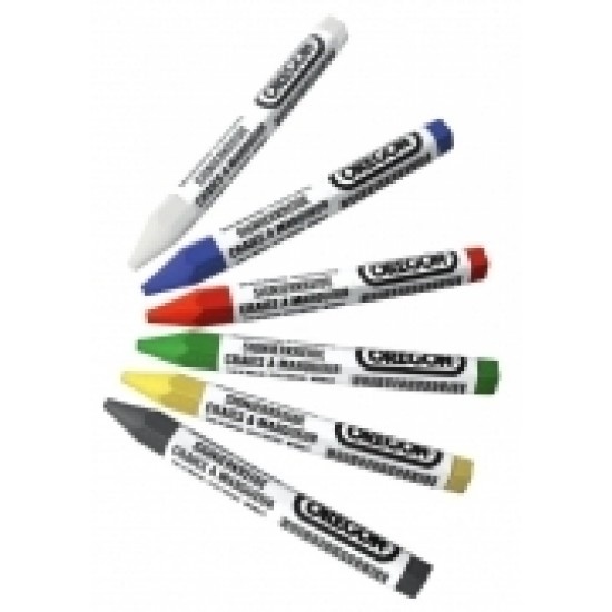 Marking Crayon White