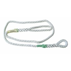 Marlow 3 Strand Nylon Ring Safety Strop WFA137