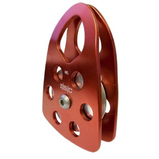 ISC Medium Aluminium Swing Cheek Pulley