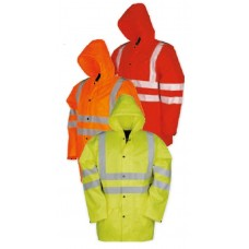 Monoray Hi-Vis Rain Jacket
