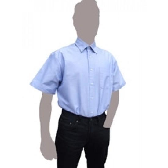 Oxford Shirt - Short Sleeve