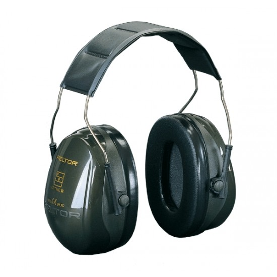 Peltor Ear Defenders with Headband - H520A-407-GQ