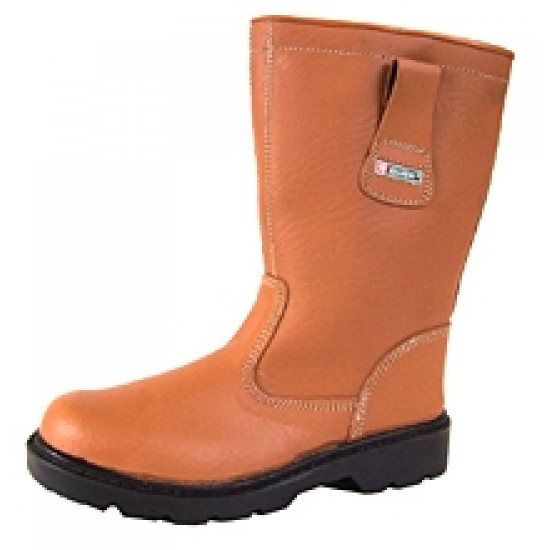 Rigger Boot Sup Lined