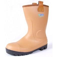 Rigger Tan Boot