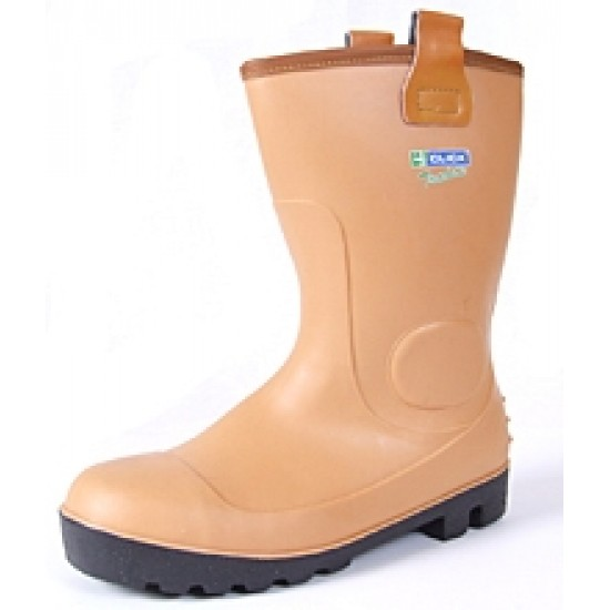Rigger Tan Boot