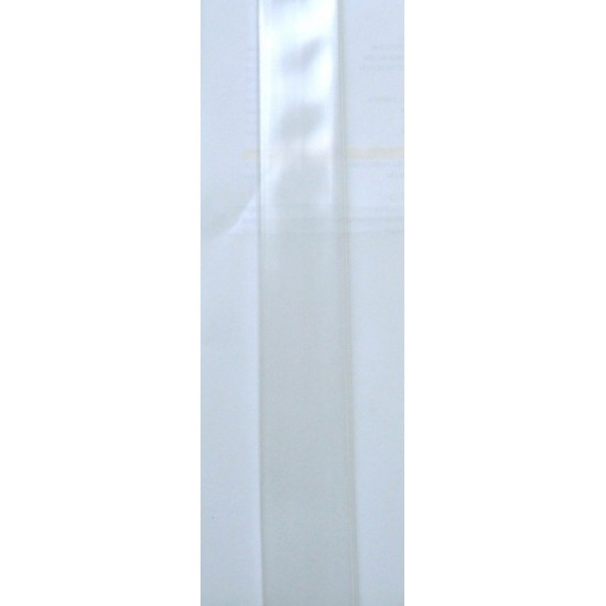 Shrink Tube Clear Adhesive Lined 19/8mm - per Metre