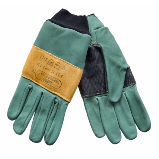SIP Chainsaw Gloves - Size 9-12