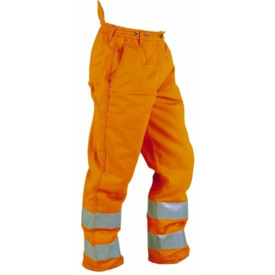 SIP Hi-Viz Orange Trousers - Standard Style 1 SRG