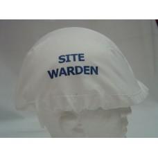 Site Warden Helmet Cover