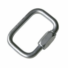 Square maillon - Steel 10mm - CZ10