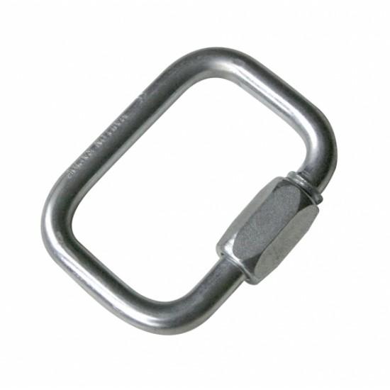Square maillon - Steel 8mm