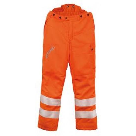 Stihl High visibility Orange trousers Design C