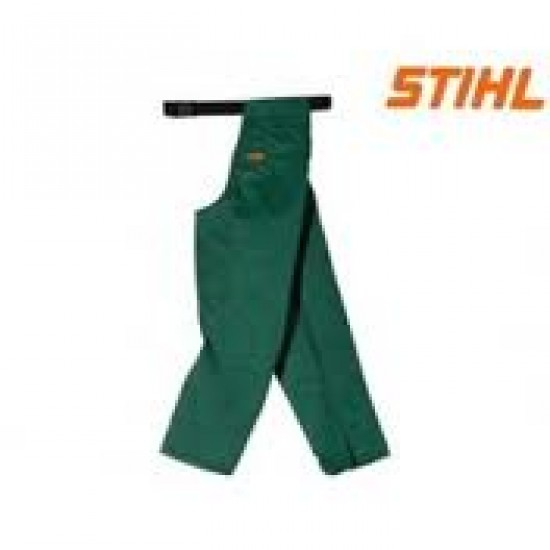 Stihl Seatless trousers for chain saw use