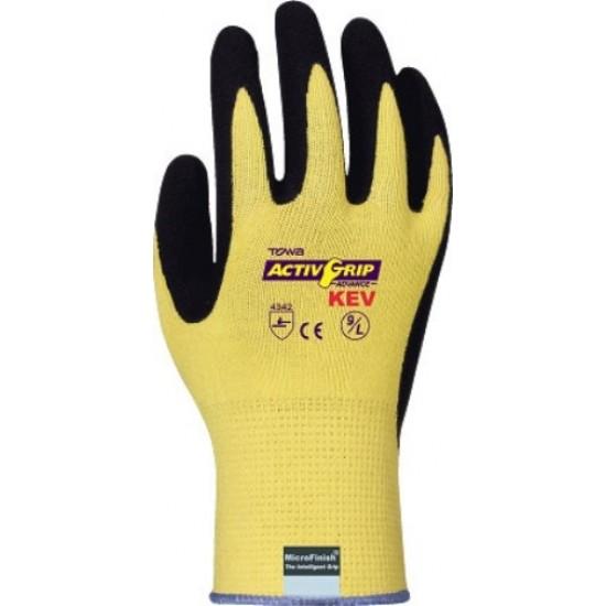 Towa Activegrip Advance Kev Gloves
