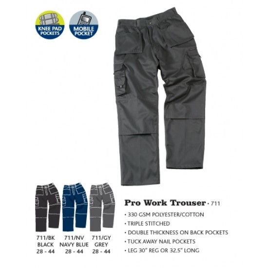 TuffStuff Pro Trousers (Regular leg)