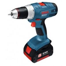 Update Bosch Drill from 12V NiCd to 18V Li-Ion Drill