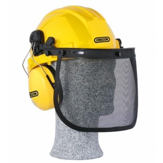 Yellow Combination Helmet