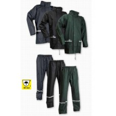 Lyngsoe Microflex Rain Jacket and Trousers