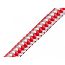 XTC Plus 16 Strand White/Red per Metre