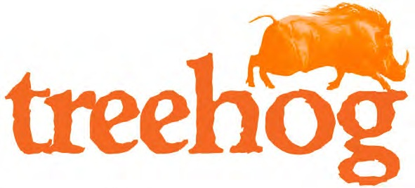 Tree Hog Logo